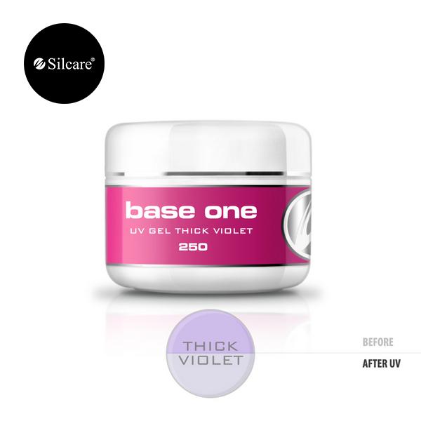 Gel Base One Thick Violet 250gr