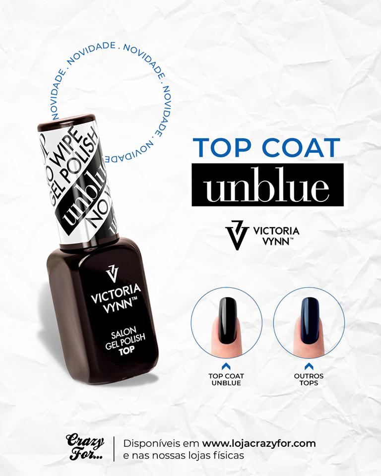 Top No Wipe UnBlue Victoria Vynn