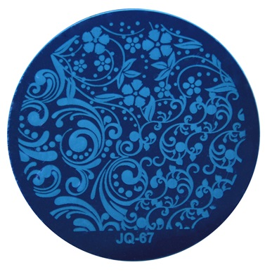 Placa de Carimbo C012