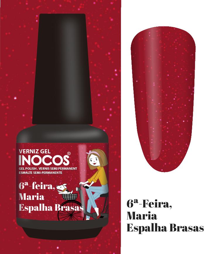 Verniz Gel Inocos - 6ª Feira - Maria Espalha Brasas (165)