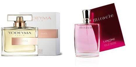 Perfume Nota (equiv. Miracle - Lancôme)