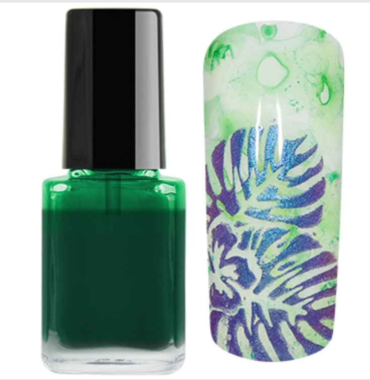 Nail Ink Crazy For... Verde