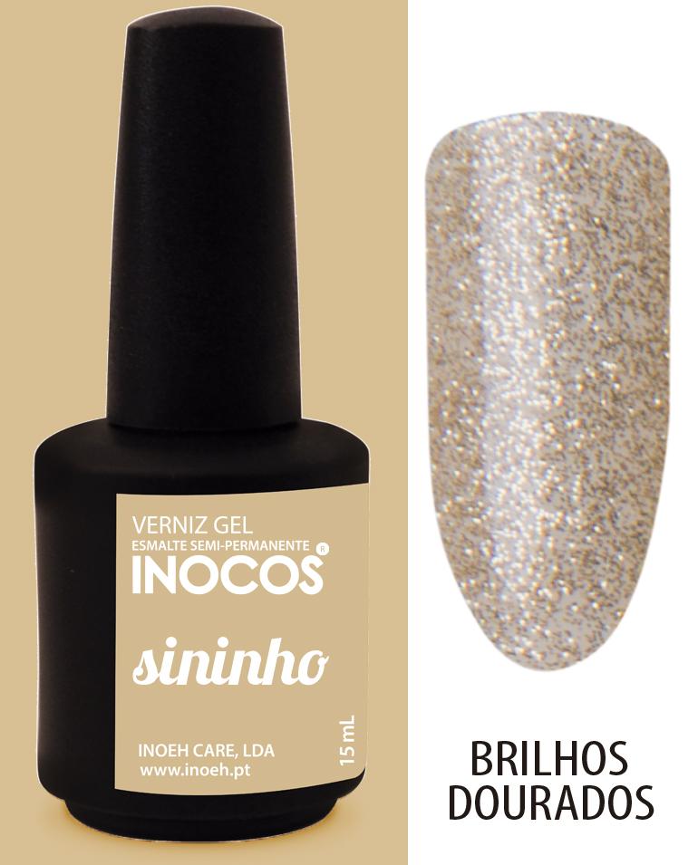 Verniz Gel Inocos - Sininho (81)
