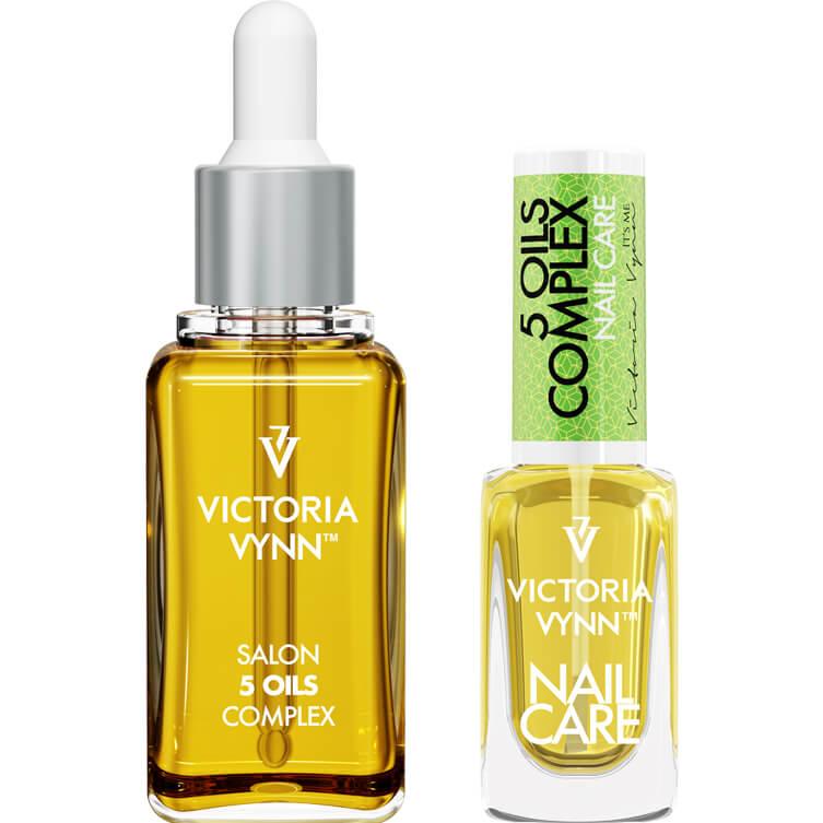 """Óleo de Cutículas """"5 Oil Complex"""" Victoria Vynn"""