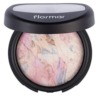 FLORMAR - POWDER ILLUMINATOR 001- Morning Star