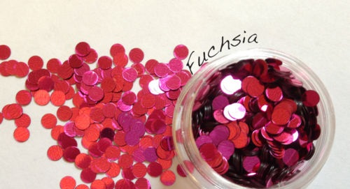 Círculos Fushia
