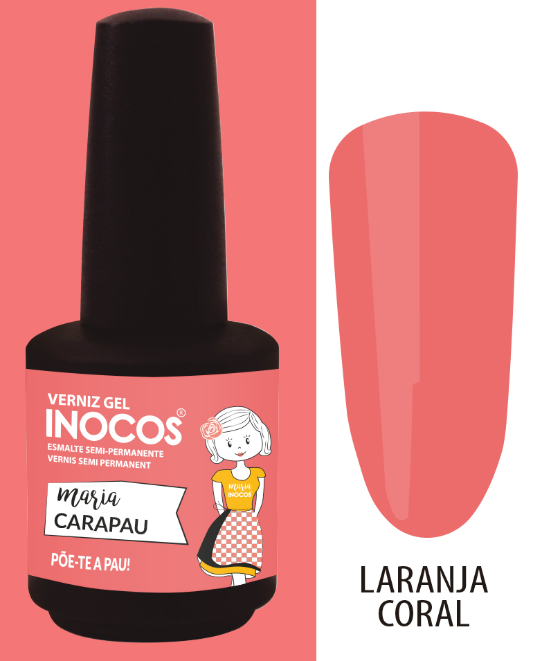 Verniz Gel Inocos - Maria Carapau (130)