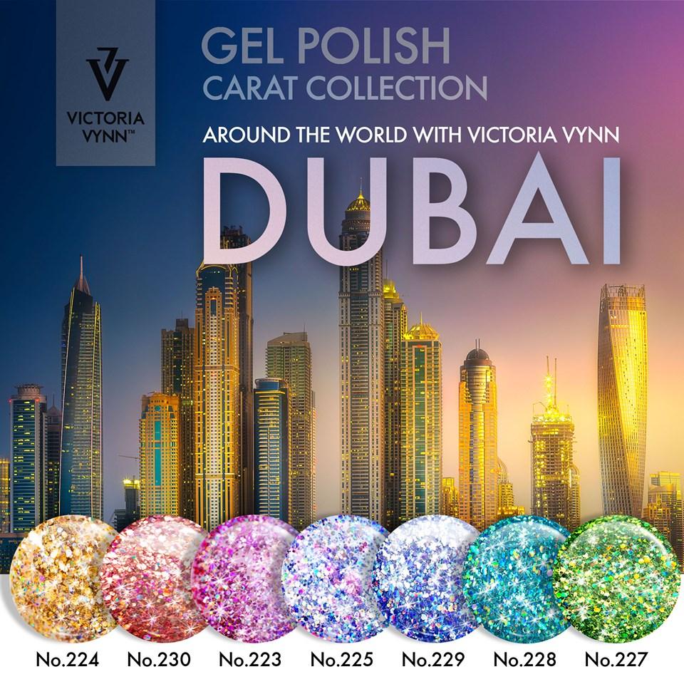 Coleção DUBAI Victoria Vynn