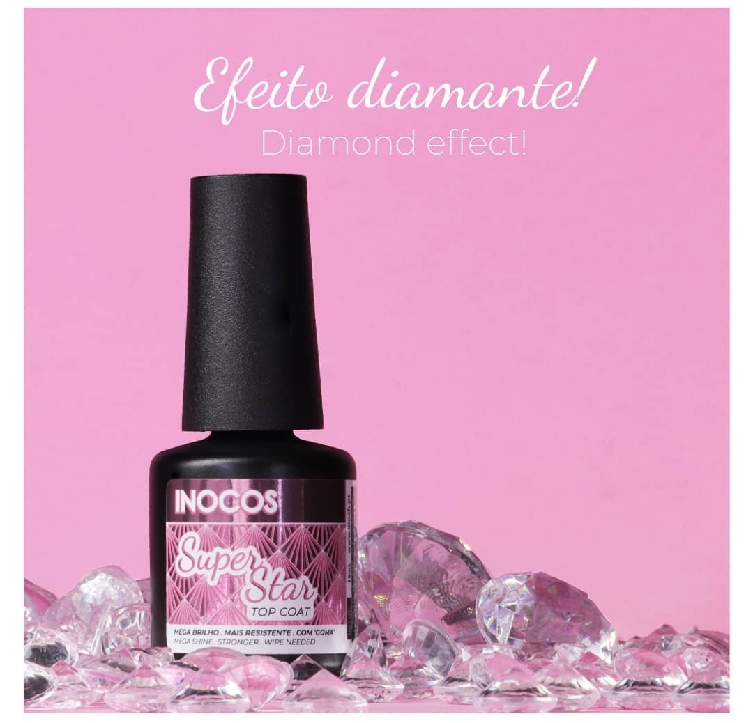 Top Coat SUPER STAR Inocos