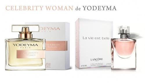 Perfume Celebrity Woman (equiv. La vie est belle - Lancôme)