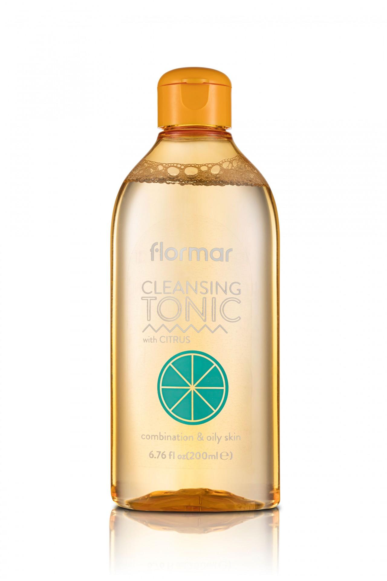 FLORMAR - CLEANSING TONIC - CITRUS