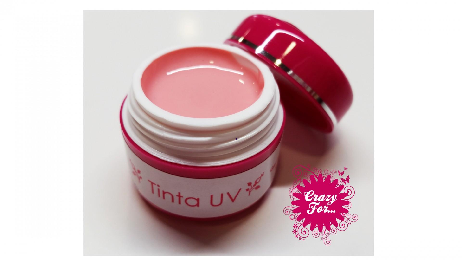 Tinta UV nº14 - Rosa Claro
