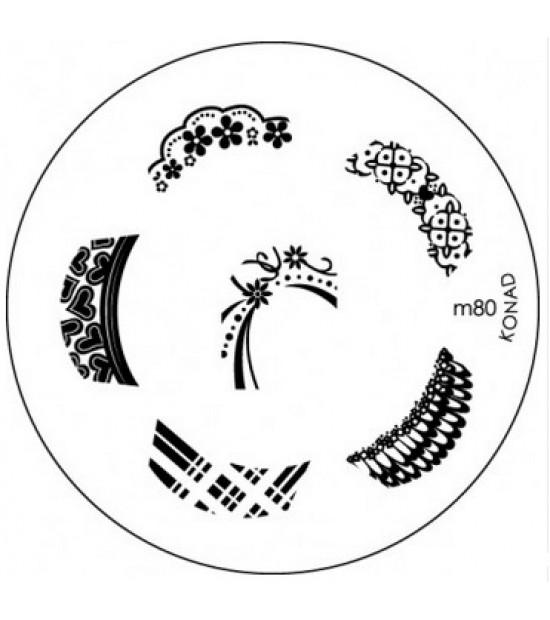 Placa Konad M080