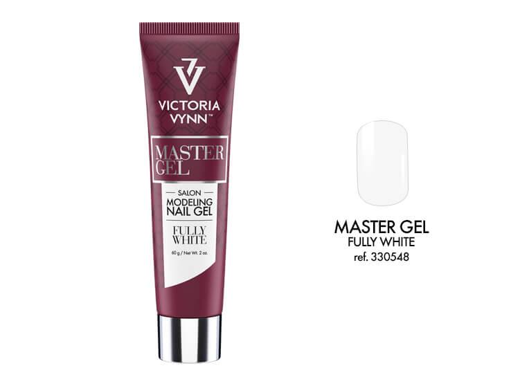 Mastergel Fully White Victoria Vynn