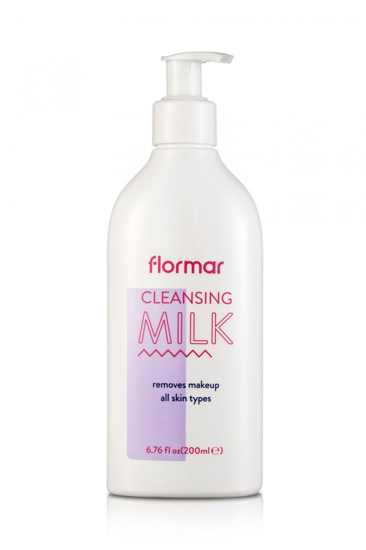 FLORMAR - CLEANSING MILK