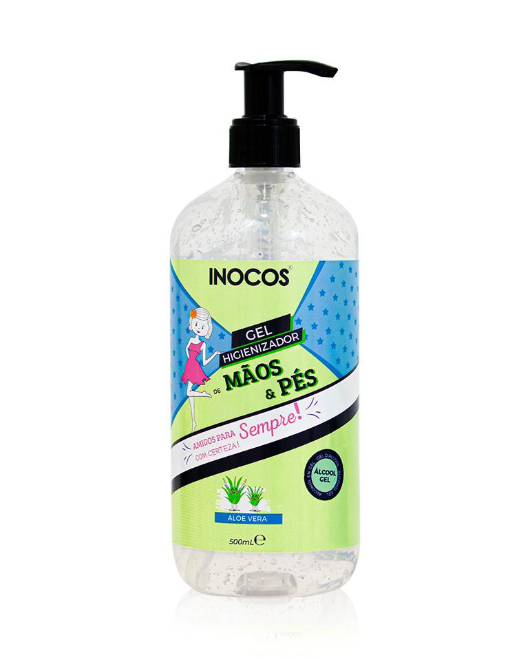 Gel Higienizador Inocos - Aloe Vera