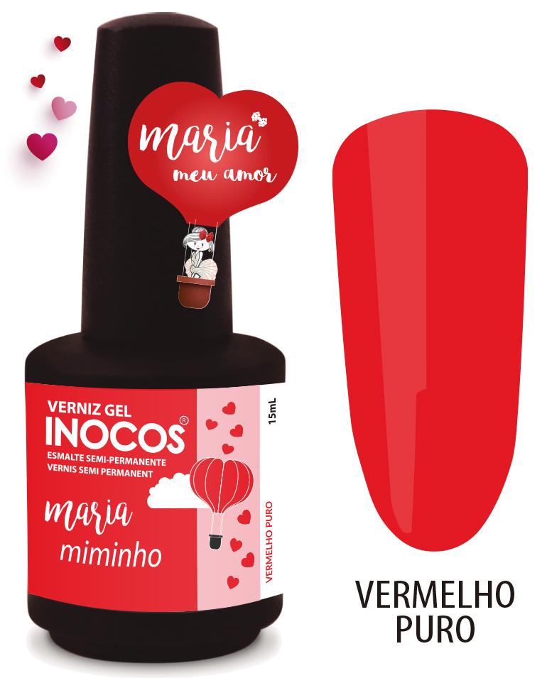 Verniz Gel Inocos - Maria Miminho (100)