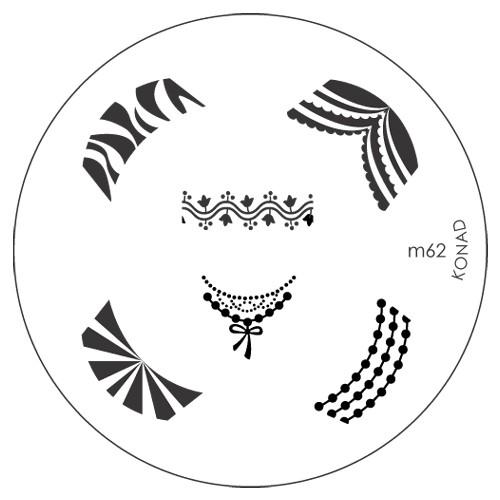 Placa Konad M062