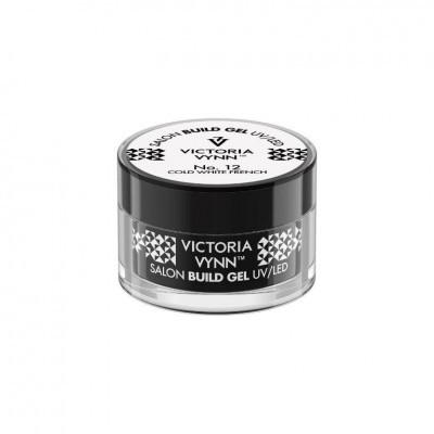 Gel de Construção Victoria Vynn n.º12 - Cold White French