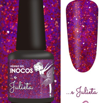 Verniz Gel Inocos - ...e Julieta (194)