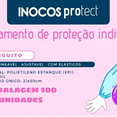 Manguitos descartáveis - 100 unidades