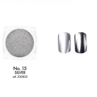 Victoria Vynn Metallic Dusts n.º1 - Silver