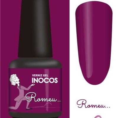 Verniz Gel Inocos - Romeu... (193)
