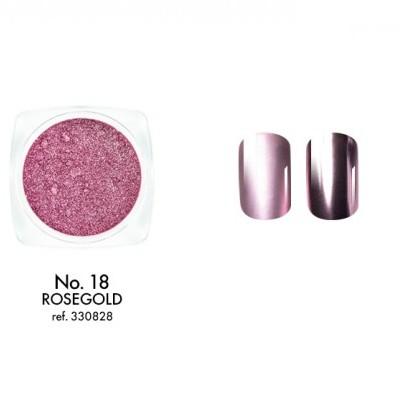 Victoria Vynn Metallic Dusts n.º4 - Rose Gold