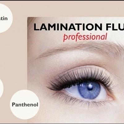 Lamination Fluid - Keratin Booster