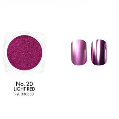 Victoria Vynn Metallic Dusts n.º6 - Light Red