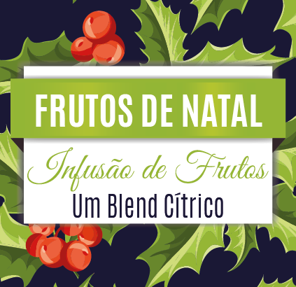 Frutos de Natal - Edição Natal