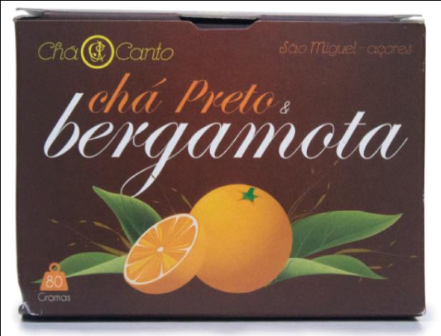 Chá Açores Bergamota