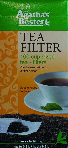 Filtro de Chávena para chá – 100 Unidades