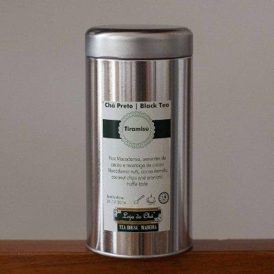 Chá Tiramisú