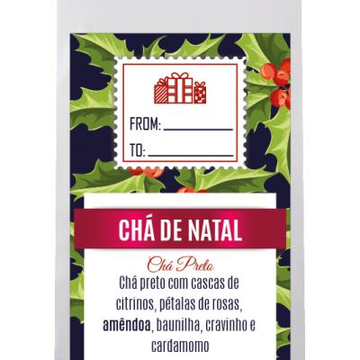 Chá de Natal - Edição Natal