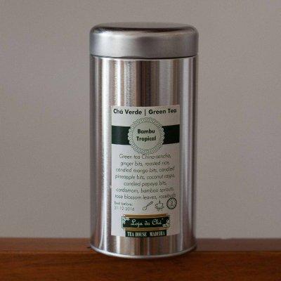 Chá Bambu Tropical