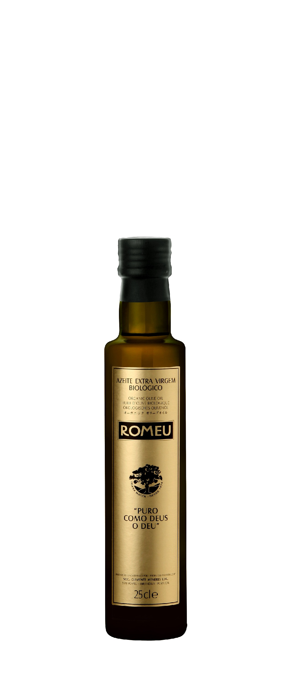 Azeite Romeu DOP Biológico 25cl.
