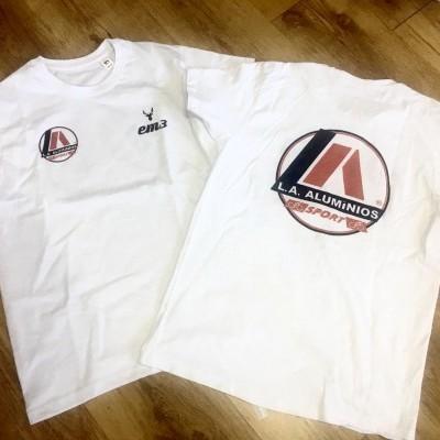 Tshirt LaSport Branca