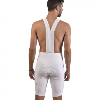 Bib Shorts Aero White