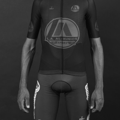 Kit Jersey + BibShort LaSport