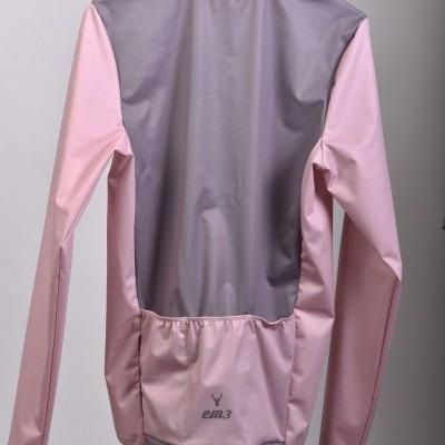 Jacket Wind  Pink grey