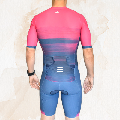 EM3 Cycling Team Skin Suit