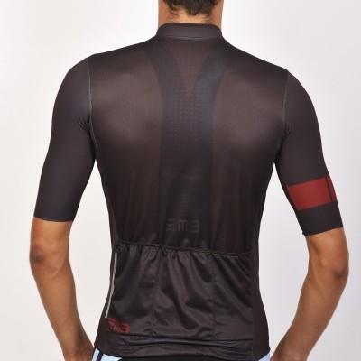 Jersey Black Red