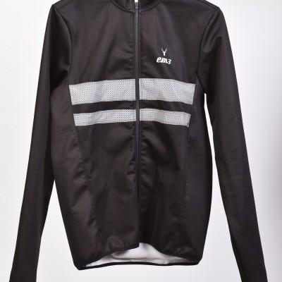 Jacket Black Reflet waterproff thermal
