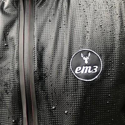 Jacket Carbon Black