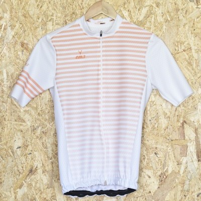 Jersey WHITE ORANGE SS18