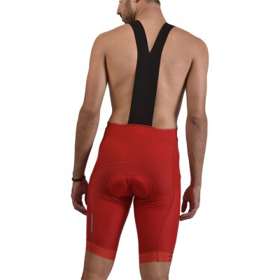 Bib Shorts Aero Red