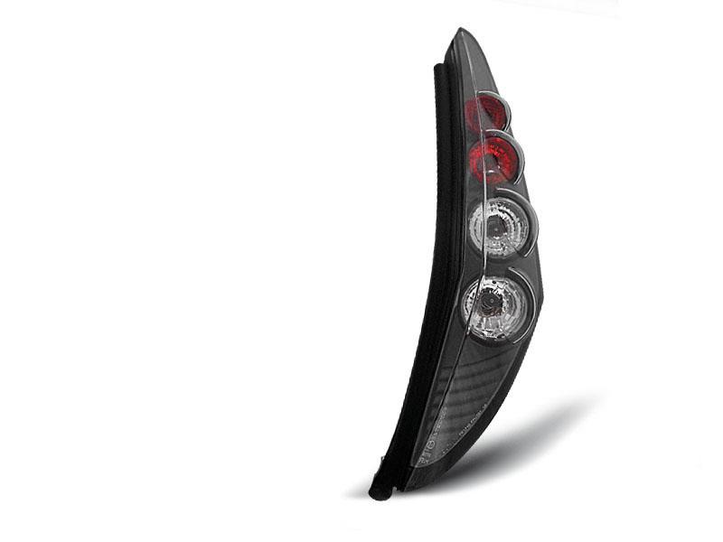 FIAT PUNTO 2 10.99-06.03  farolins lexus preto