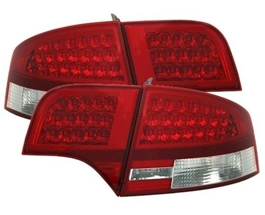 Audi A4 B7 Farolins LED