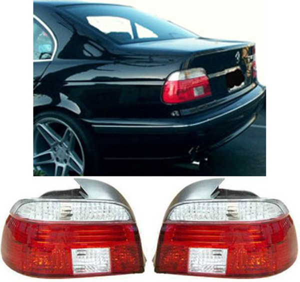BMW E39 95-2000 farolins cristal